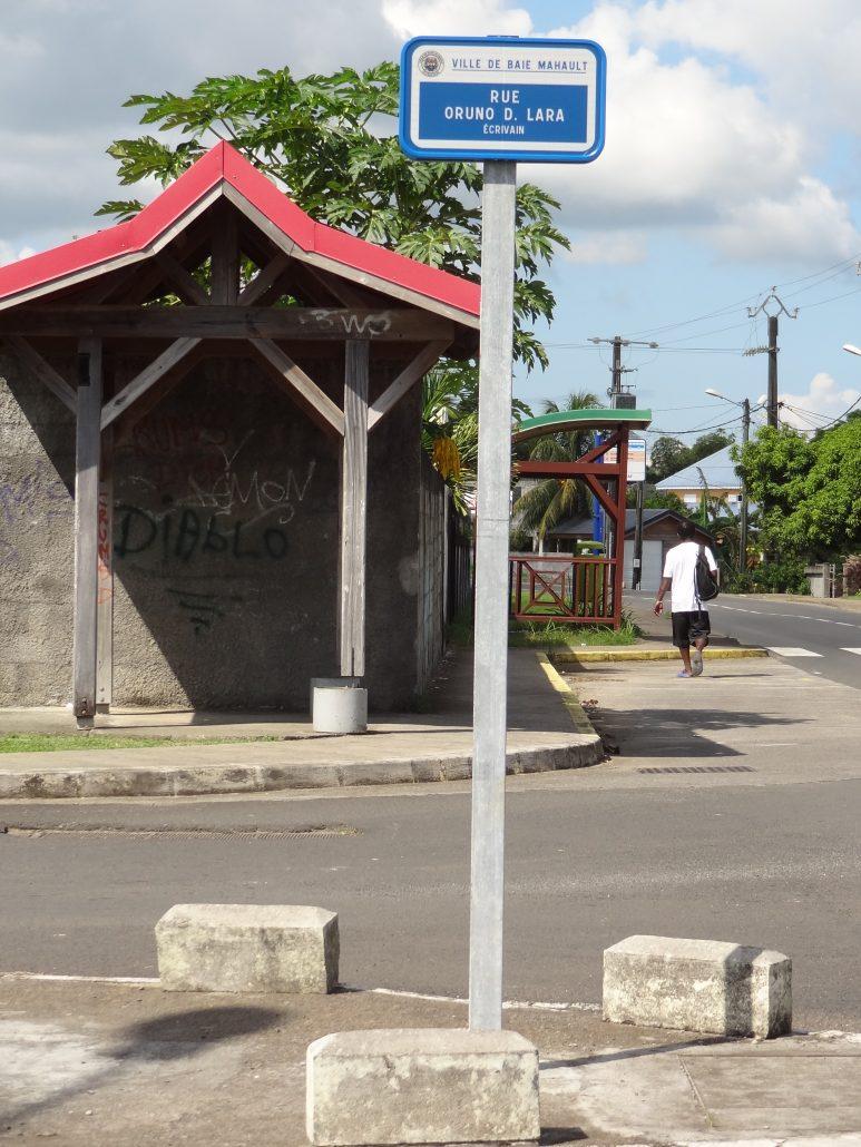 rue en Guadeloupe Oruno D. Lara