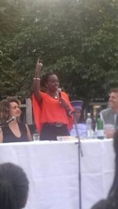 Fatou Diome Berlin 2015