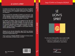 Le lion's spirit_Serge Tchaha