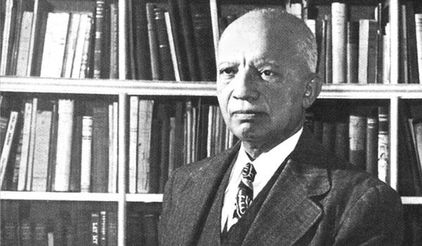 Dr. Carter G. Woodson, fondateur de la « Negro History Week », évènement précurseur du « Black History Month »