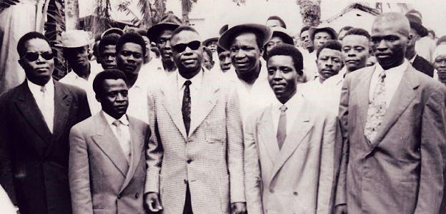 Les maquisards, Osende Afana, Abel Kinguè, Ruben Um Nyobe, Felix Moumié, Ernest Ouandié