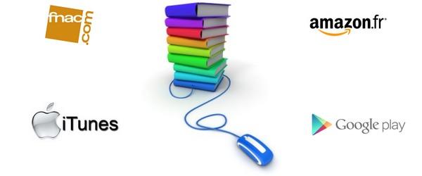 liseuse librairies en ligne ebooks