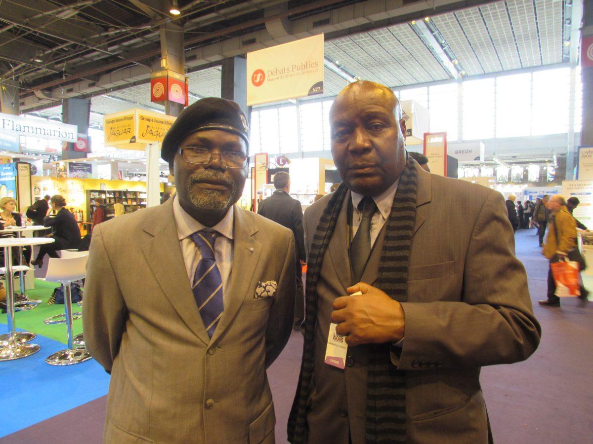 Ebiatsa Hopiel et René Mavoungou Pambou
