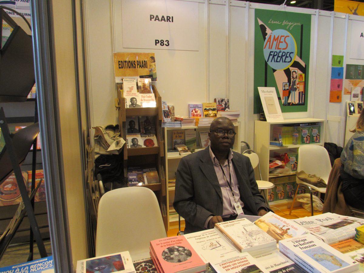 Livre Paris 2016, Paari, MAWAWA Mâwa-kiese