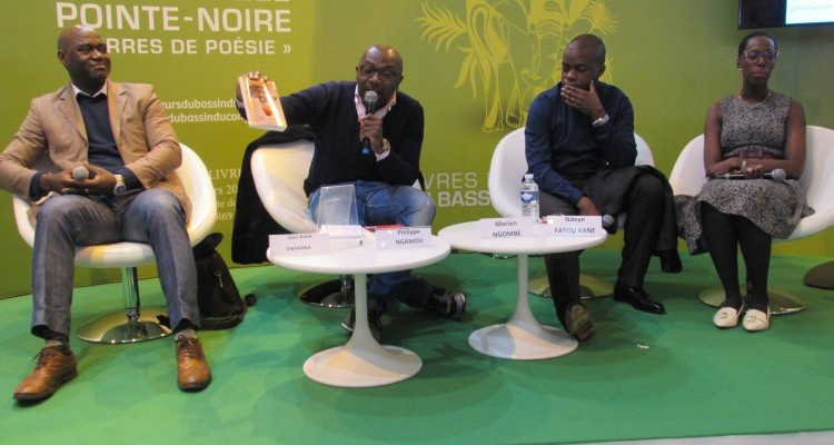 Livre Paris 2016 Franklin Boukaka