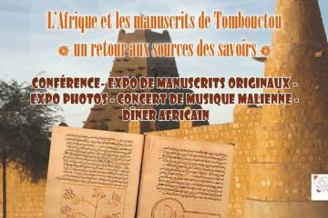 Manuscrits de Tombouctou