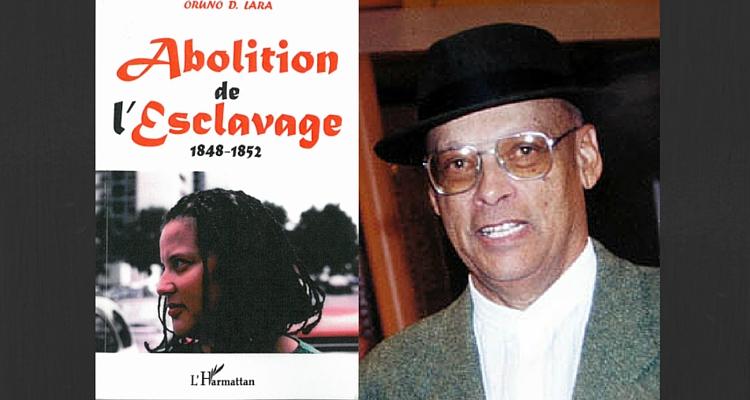 L'abolition de l'esclavage Oruno D. LARA