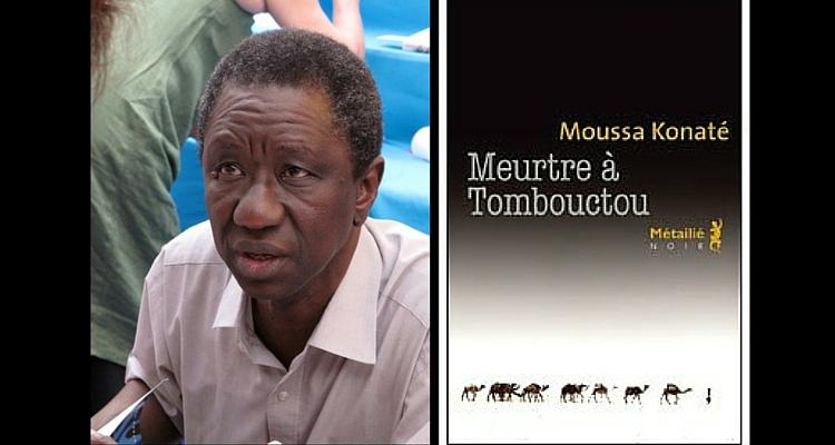 Meurtre à Tombouctou Moussa Konaté