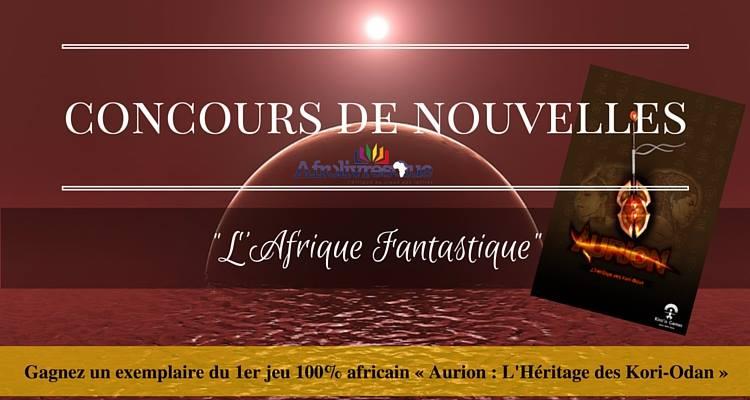 Concours de nouvelles Afrolivresque