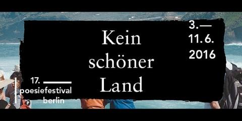 Festival de poesie Berlin