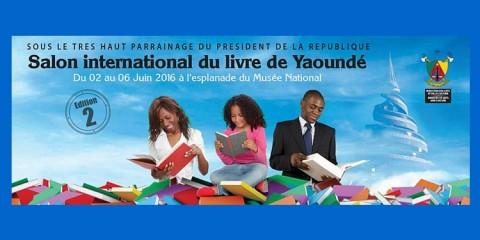 Salon du livre de Yaoundé