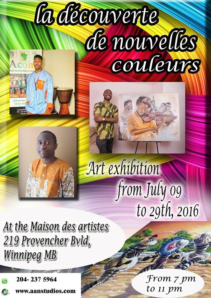 Expo art Nelson Mutima