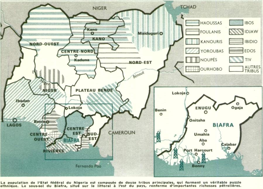 État du Biafra