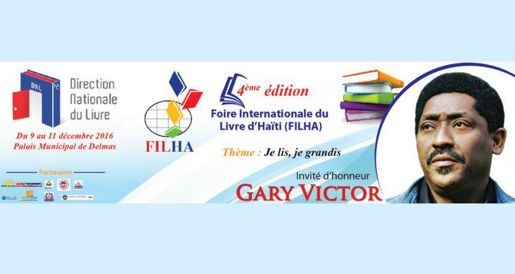 Foire internationale du livre haiti 2016