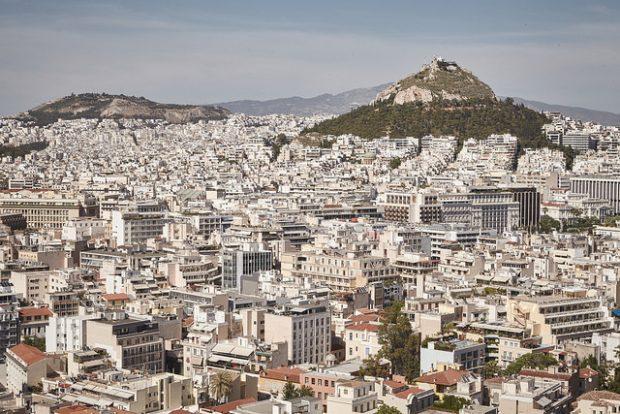 Athènes, Capitale mondiale du livre 2018