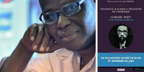 Mahamadou Lamine Sagna- Cornel West