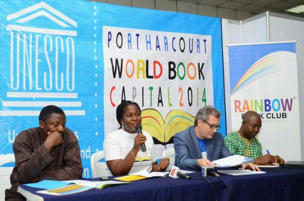 Port harcourt, Capitale mondiale du livre 2014