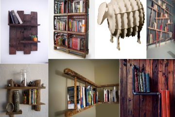 Afrolivresque- Bibliothèques originales