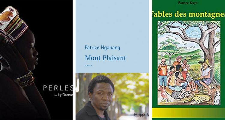 Patrice Nganang, Patrice Kayo, Ly Dumas, Jean-Paul Notué