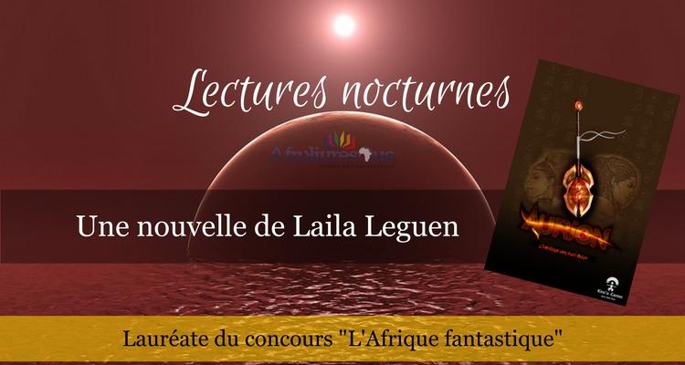 Laila Leguen - nouvelle fantastique africaine