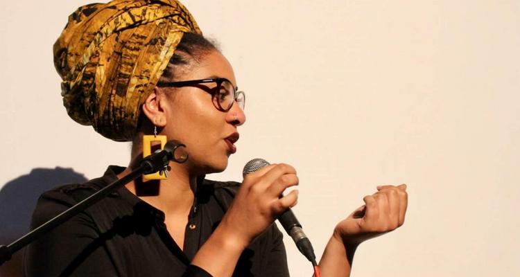 Pamela Ohene-Nyako AfroLitt