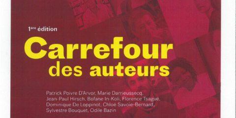 Carrefour des auteurs Haiti 2018