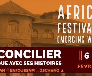 Festival Africain des ecrivains émergents - Festival of Emerging Writers