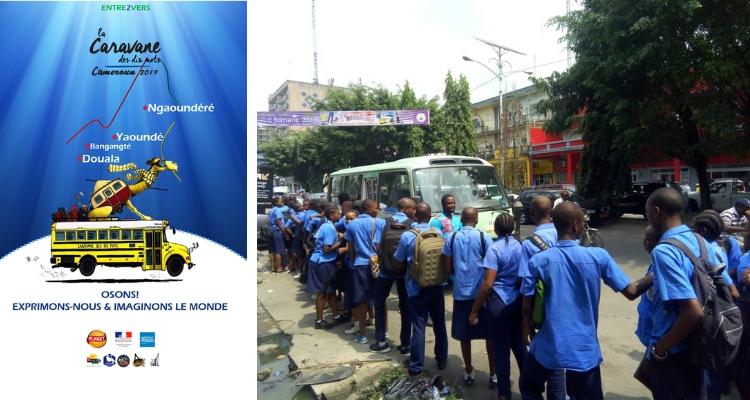 Caravane des dix mots Cameroun