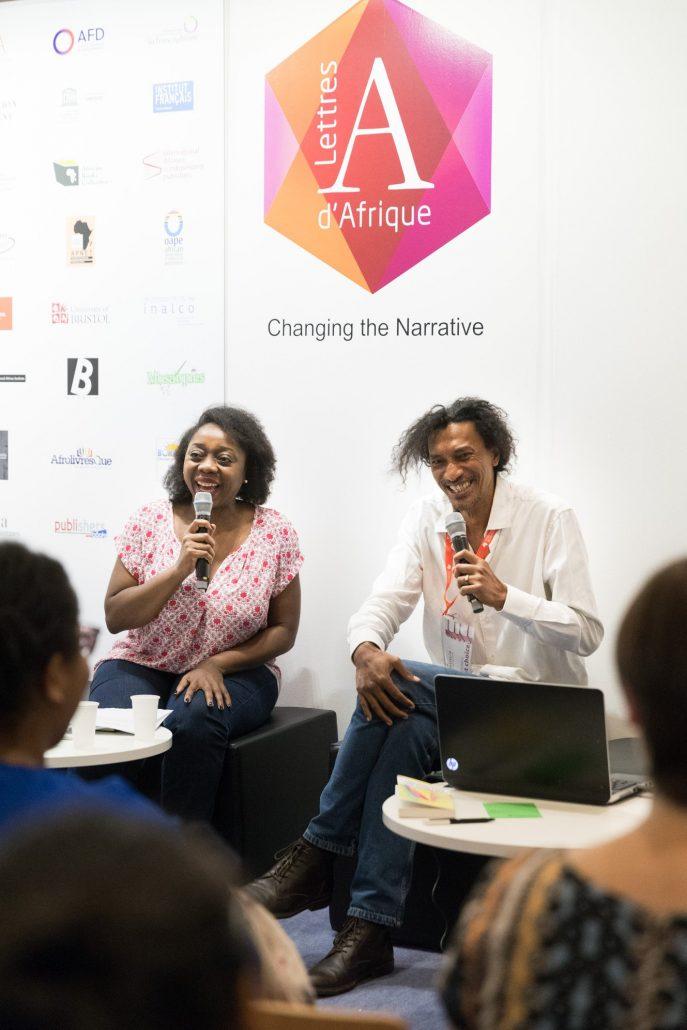 Johary Ravaloson - Acèle Nadale - Lettres d'Afrique