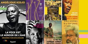 romans africains jeunesse - Angélique Kidjo - Autobiographie