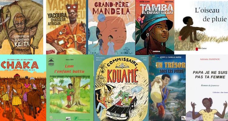 romans africains jeunesse