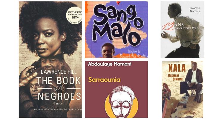 5 romans historiques africains adaptés au cinéma et à la télévision