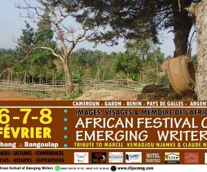 Festival Africain des Écrivains Émergents African Festival of emerging writers