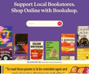 bookshop.org - nouveau concurrent d'amazon