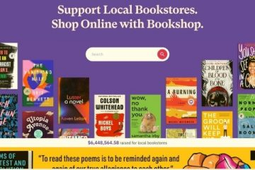 bookshop.org - nouveau concurrent d'amazon