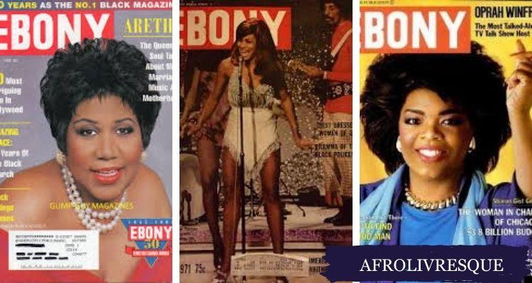 Le magazine Ebony