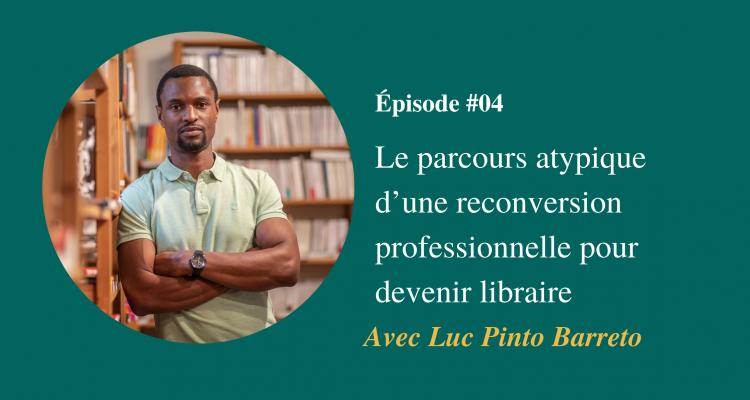 Luc Pinto Barreto - Dealer de livres