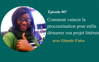 Ginette Fotso - Les salon du livre