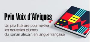 Prix littéraire Voix d'Afrique