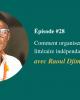 Raoul Djimeli - Comment organiser un festival littéraire indépendant? - Le Salon du Livre