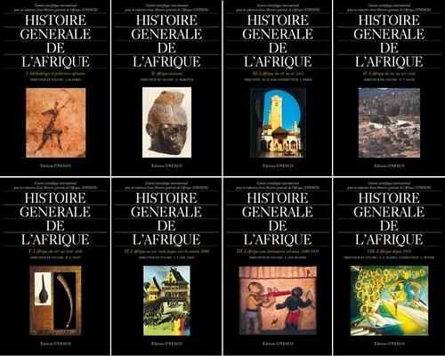 """Black History Month - """"L'Histoire Générale de l'Afrique"""": patrimoine pour  l'Humanité - Afrolivresque"""