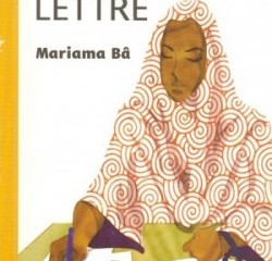 Mariam Bâ une si longue lettre