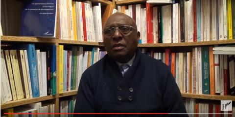 video gouverances foncières, Bernard Puepi